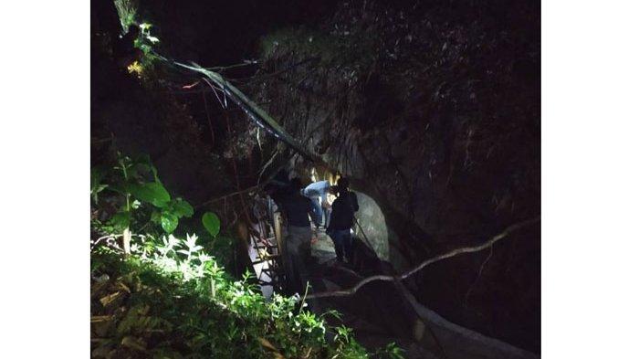 Basarnas Medan Turut Bantu Pencarian Pekerja Tertimbun Longsor di Tigabinanga