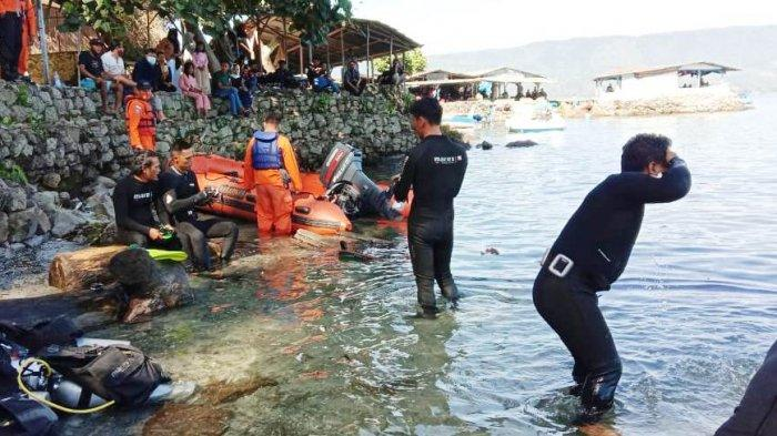 Asik Berenang, Wisatawan Mendadak Hilang di Depan Pesanggrahan Bung Karno Danau Toba