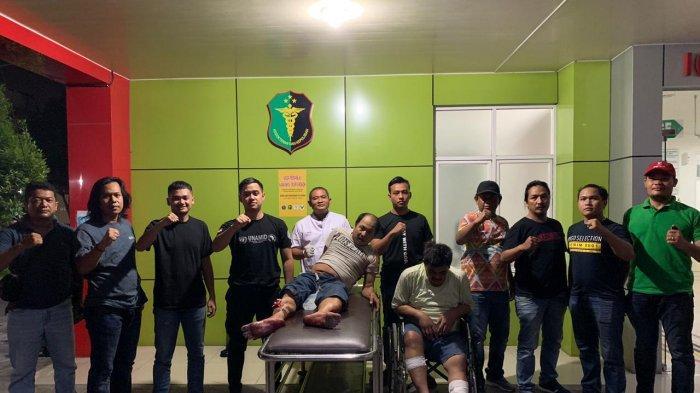 Tiga Pelaku Pencurian Pecah Kaca di DPRD Sumut Gasak Uang Rp 60 Juta, Dua Tersangka Ditembak