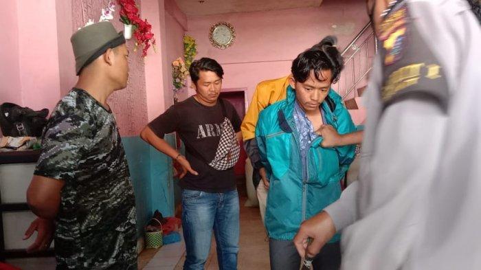 Terekam CCTV Curi Uang Majikan, Pria Asal Kota Medan Diamankan Polres Tanah Karo