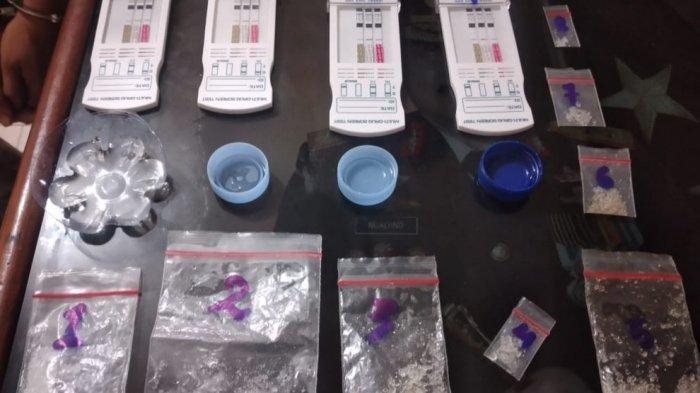 Dua Pengedar Ditangkap di Kawasan Sei Kepayang Barat, Narkotika Disimpan di Rumah Seorang Tersangka