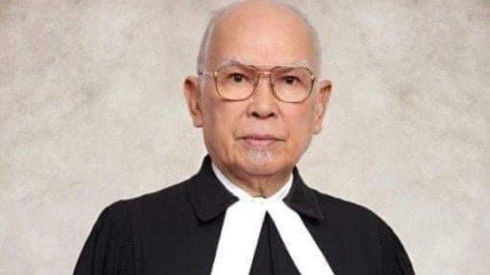REKTOR Universitas HKBP Nommensen Kenang Nasihat SAE Nababan jadi 'Kristen Makanan Keras'