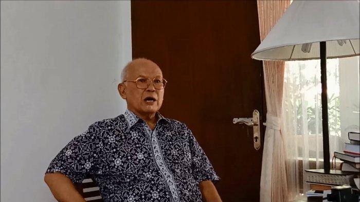 Jenazah Pendeta SAE Nababan Akan Disemayamkan di Gereja HKBP Sabungan Siborongborong