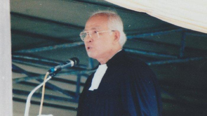 KABAR DUKA, Ephorus Emeritus HKBP SAE Nababan Meninggal Dunia