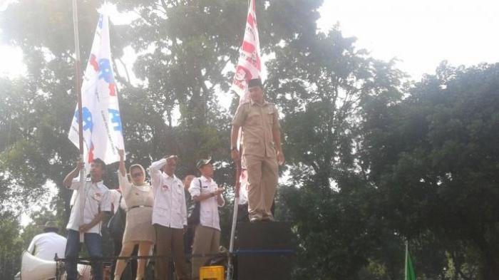 Sebut Nama Akil Mochtar, Pendukung Prabowo-Hatta Nilai Pemilu Tidak Jujur