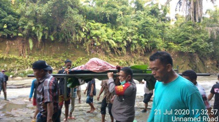 Korban Hanyut Terakhir di Sungai Bahapal Ditemukan Jelang Gelap, 6 Orang Sekeluarga Meninggal