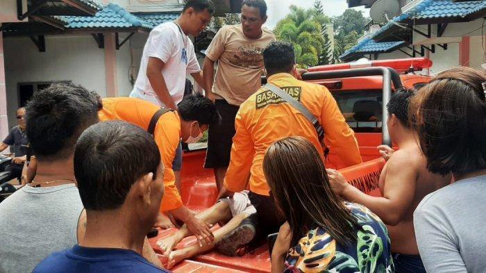 Tak Ada Rambu Pembatas dan Penjaga Pantai, Korban Tenggelam Terjadi Lagi di Danau Toba Ajibata