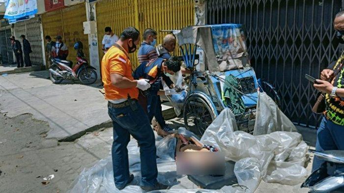 Penemuan Mayat di Jalan Asia, Ini Penjelasan Kapolsek Medan Area