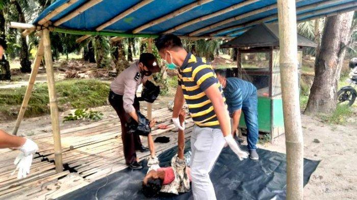 Bikin Merinding, Pria Bertubuh Kurus Ditemukan Tewas Dengan Mata Melotot Tanpa Celana di Tepi Jalan