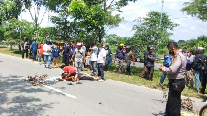 IDENTITAS Mayat Berlumuran Darah Terungkap, Saksi Mata Lihat Korban Sempat Bernafas