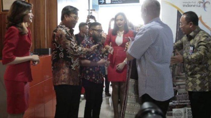 Hore. .Akses ke Danau Toba Kian Gampang, Rute Penerbangan Terbaru Malaysia-Silangit