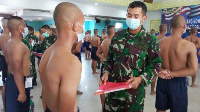 49 Putra Terbaik Asal Sumatera Utara Lulus Sebaga Prajurit TNI AL