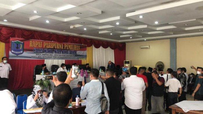 Penetapan Wakil Wali Kota Binjai Langgar Prokes, Kadis Kesehatan Bungkam
