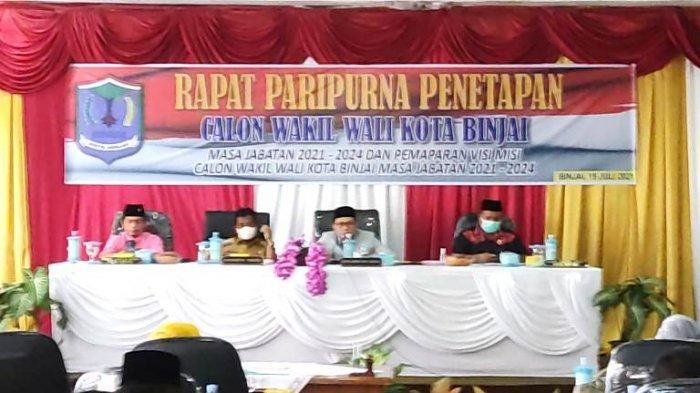 Kerabat Dekat Wagub Sumut dan Anak Mantan Bupati Langkat Berebut Jabatan Wakil Wali Kota Binjai