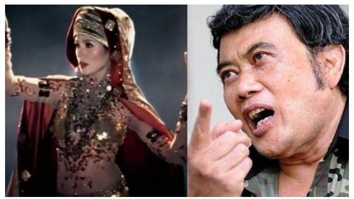 BLAK-BLAKAN Rhoma Irama Ogah Tampil Bareng Mulan Jameela, Pengakuan Rhoma di Hadapan Ahmad Dhani