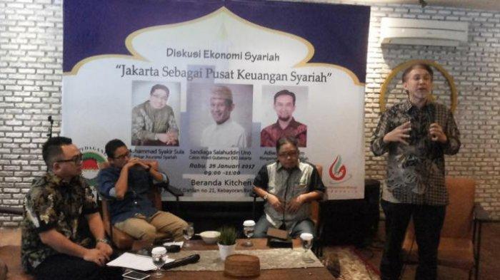 Jakarta Dinilai Layak Jadi Pusat Ekonomi Islam