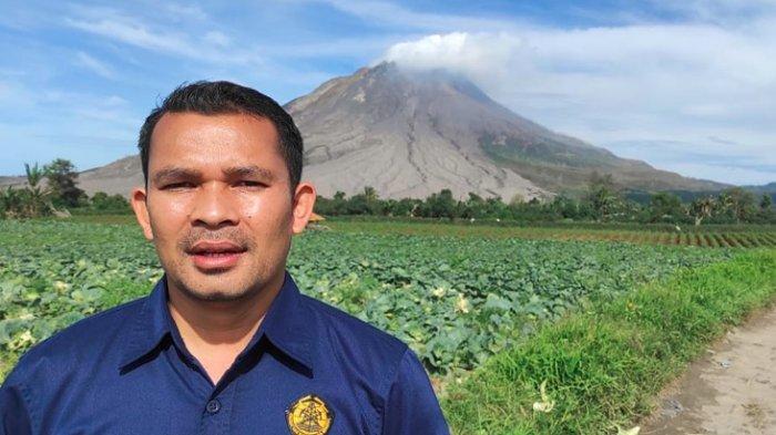 Petugas Pengamat Gunung Sinabung Armen Putra dan Impian Kunjungi Gunung Berapi di Jepang