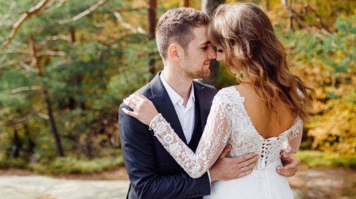 Ilustrasi pengantin pria batalkan pernikahan.