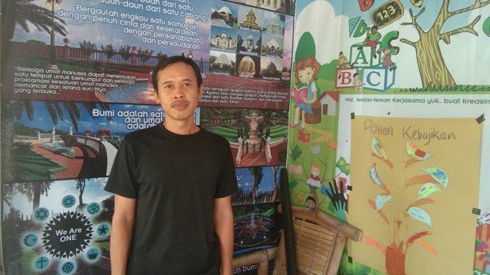 TRIBUN-WIKI-MEDAN: Eksistensi Agama Baha'i di Kota Medan
