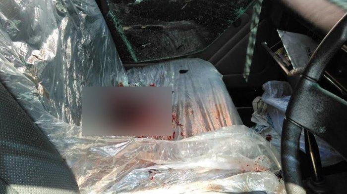 Personel BNN Tembak Mati Pemboyong Sabusabu Seberat 20 Kilogram
