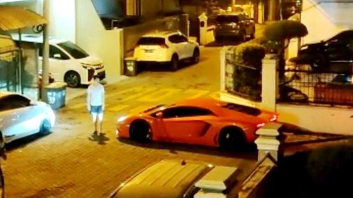 Petentengan, Orang Kaya Pengemudi Lamborghini yang Bikin Onar Minta Damai Setelah Viral
