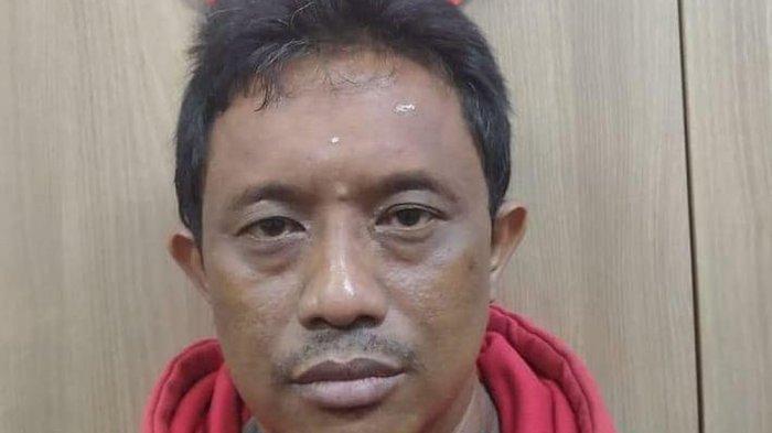 HW terduga pengeroyok Brimob Kopassus yang beredar di medsos