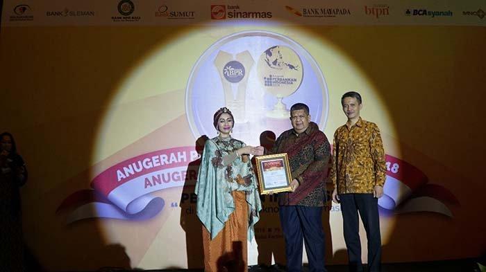 Bank Sumut Sabet Penghargaan Anugerah Perbankan Indonesia VII