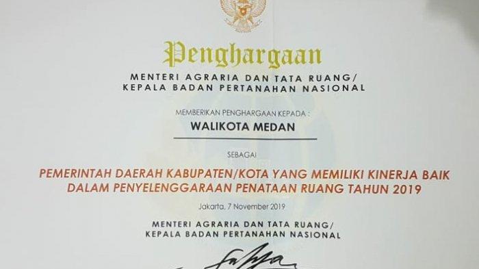 Hendra DS Sebut Penghargaan yang Diterima Wali Kota Medan Adalah Cambuk