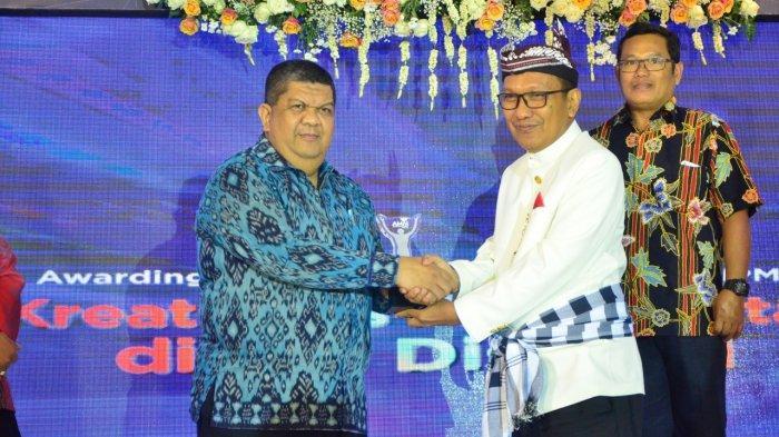 Majalah Bank Sumut News Raih Penghargaan INMA 2019