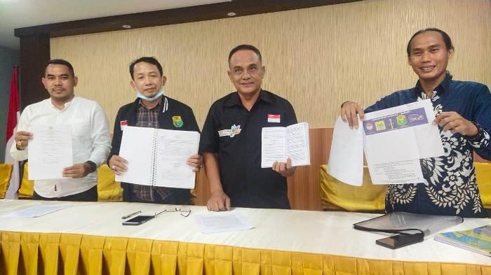 Ketua dan Sekretaris Pengkot PBSI Medan Dicopot, Berikut Penjelasan Pengprov