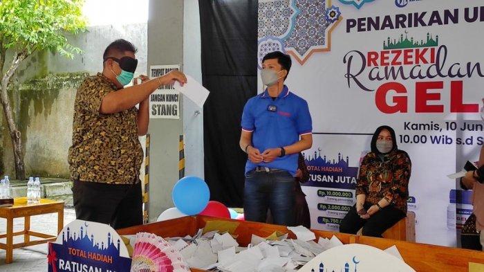 pengundian pemenang Quiz Rezeki Ramadan Geliga 1442 H