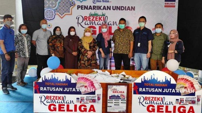 41 Orang Beruntung Menangkan Quiz Rezeki Ramadan Geliga 1442 H, Berikut Nama-nama Pemenangnya