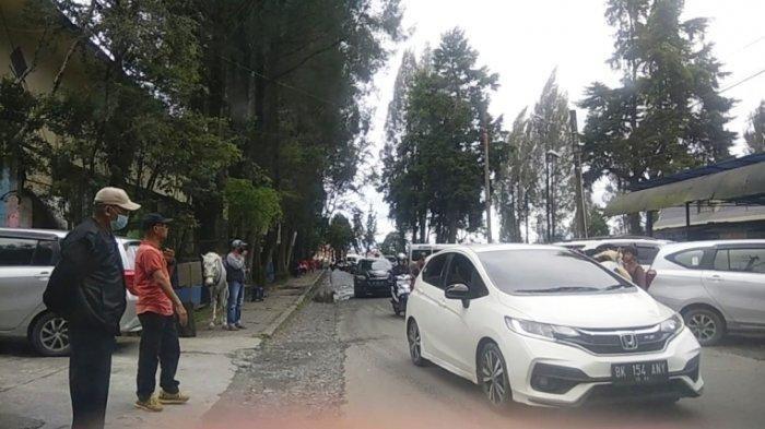 Karo Turun Level, Objek Wisata Kembali Diizinkan Buka dengan Pembatasan 50 Persen