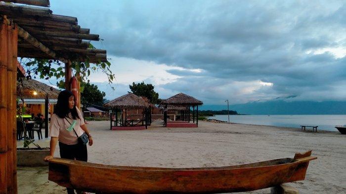 Pantai Sigurgur Pulau Samosir, Destinasi Wisata yang Tawarkan Keindahan Senja