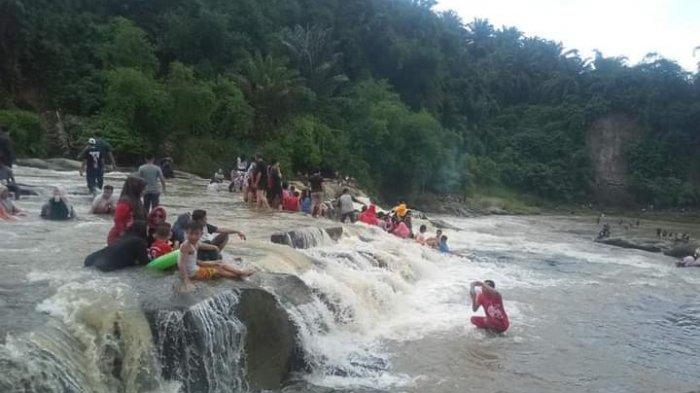 Tempat Wisata di Serdangbedagai, Pemandian Alam Perbahingan Yang Asik Untuk Keluarga