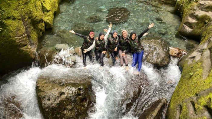 Tempat Wisata di Langkat, Pemandian Pelaruga, Tawarkan Keindahan Alam yang Mempesona