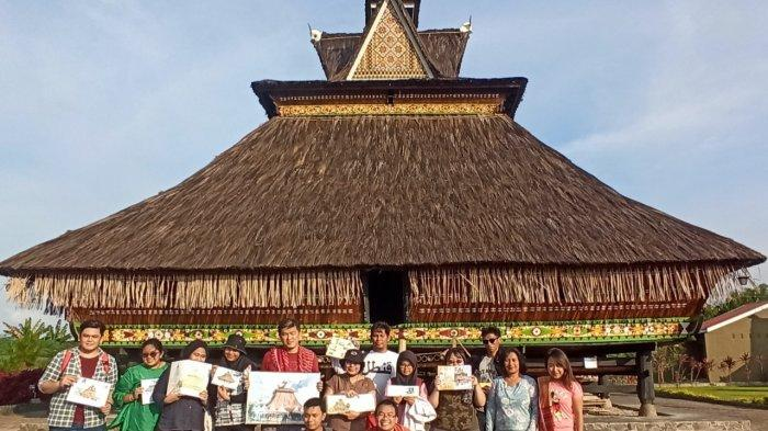 Melancong ke Rumah Adat Suku Karo di Medan, Sudah Berusia Ratusan Tahun
