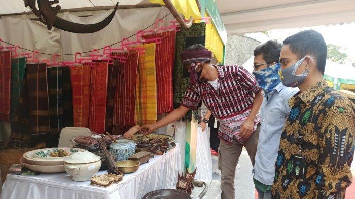 Museum Batak Tomok Optimistis Perkenalkan Kebudayaan Batak kepada Generasi Muda
