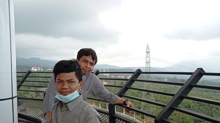 Menara Pandang Kebun Raya Sipirok, Destinasi Baru di Sumut