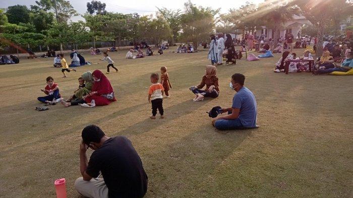 Taman Hub Kualanamu, Rekomendasi Lokasi Asik Untuk Dikunjungi Bersama Keluarga