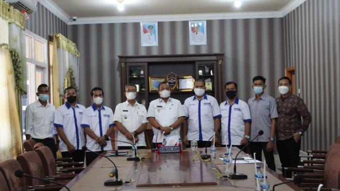 Agenda Tertunda Akibat PPKM, Ketua Asosiasi Futsal Kota Sibolga Mengaku Tetap Optimis