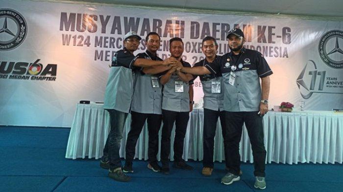 Pengurus Baru MBCI Medan Resmi Dilantik, Akan Touring Keliling 3 Pulau Bareng Chapter Se-Indonesia