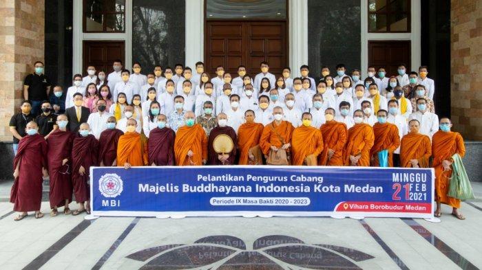 Pelantikan PC MBI Kota Medan, Hasustan Kosim: Program Kerja Ekonomi Dapat Menyentuh Umat