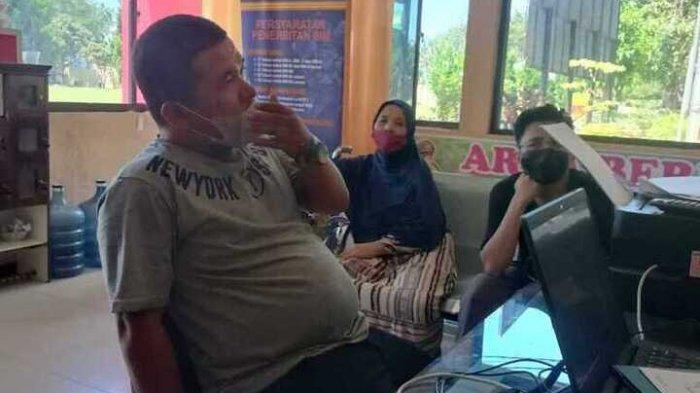 Penipu Modus Janji Bantuan Kapal untuk Nelayan Ditangkap Korban, Diserahkan ke Polres Sergai