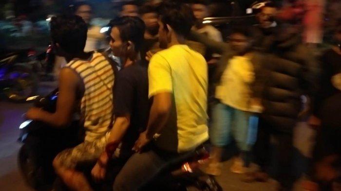 Pelaku Pembacokan Sering Bawa Kelewang, Polisi: Dia Punya Riwayat Gangguan Jiwa