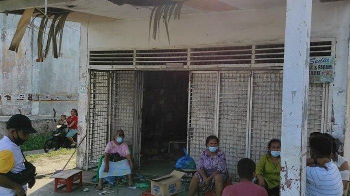 Toko Grosirnya Dijarah Puluhan Pemuda, Opung Simatupang Ketakutan dan Bersembunyi di Kamar