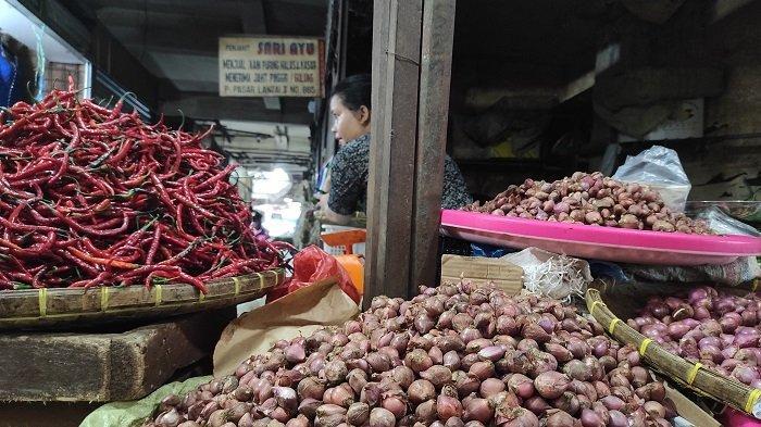 Pasokan dari Daerah Sentra Mulai Masuk, Harga Cabai dan Daging Sapi di Sumut Mulai Turun