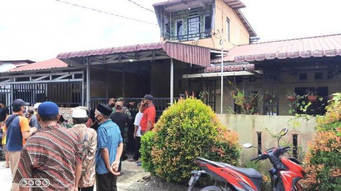 BREAKING NEWS Pensiunan Marinir Ditemukan Tewas di Dalam Rumah yang Ada di Tanjung Mulia