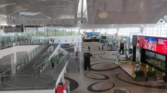 Jumlah Penumpang di Bandara Kualanamu tak Naik Signifikan Saat Libur Imlek