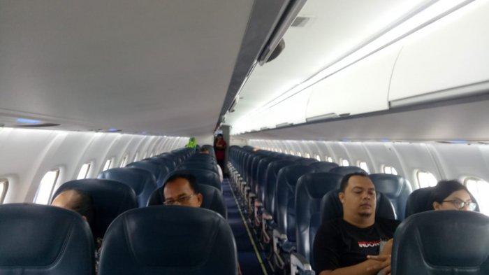 Wings Air Cuma Bawa 12 Orang ke Danau Toba, Aktivis Mangaliat Bilang Begini